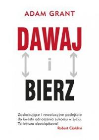 Dawa ibierz - okładka