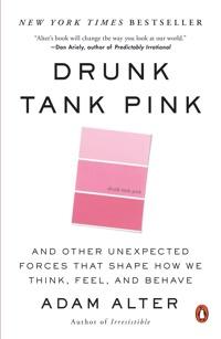 Drunk tank pink - okładka