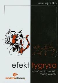 Efekt tygrysa - okładka