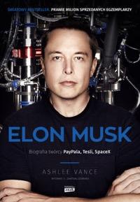 Elon Musk - okładka