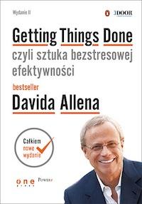 Getting things done - okładka