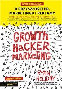 Growth hacker marketing - okładka