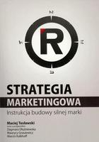 Strategia marketingowa - okładka