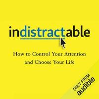 Indistractable - okładka