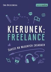 Kierunek freelance - okładka