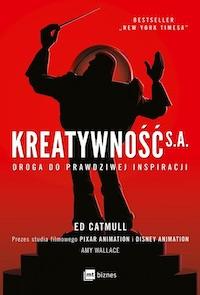 Kreatywność S.A. - okładka