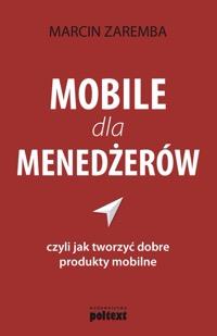 Mobile dlamenedżerów - okładka