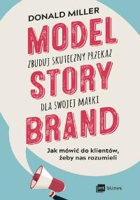 Model Story Brand - okładka