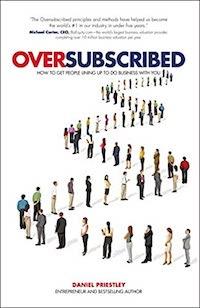 Oversubscribed - okładka