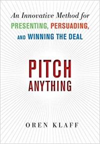Pitch anything - okładka