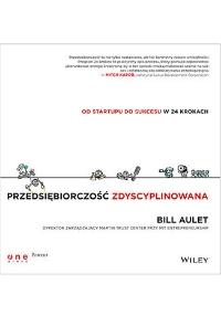 Przedsiębiorczość zdyscyplinowana - okładka