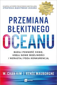 Przemiana błękitnego oceanu - okładka