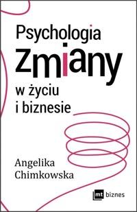 Psychologia zmiany - okładka