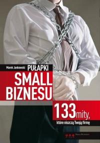 Pułapki small biznesu - okładka