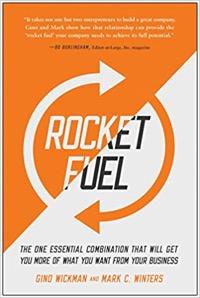 Rocket Fuel - okładka