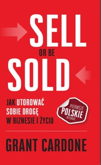 Sell or be sold - okładka
