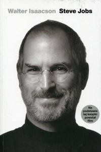 Steve Jobs - okładka