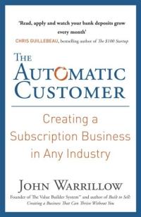 The Automatic Customer - okładka