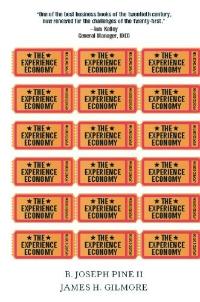 The experience economy - okładka