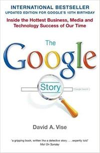 The Google story - okładka