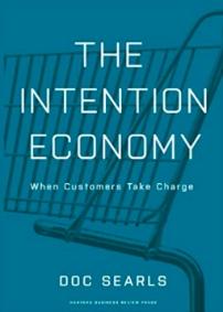 The intention economy - okładka