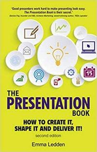 The presentation book - okładka
