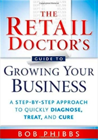 The retail doctors guide togrowing your business - okładka