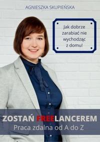 Zostań freelancerem - okładka