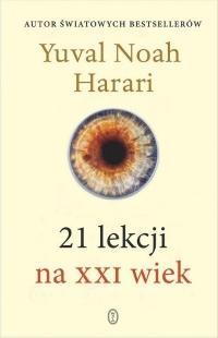21 lekcji naXXI wiek - okładka