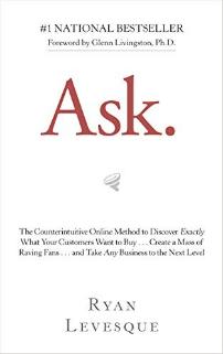 Ask. - okładka