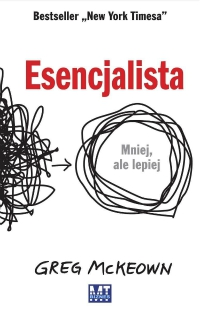 Esencjalista - okładka