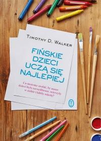 Fińskie dzieci uczą się najlepiej - okładka