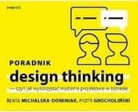 Poradnik design thinking - okładka