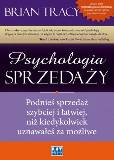 Psychologia sprzedaży - okładka