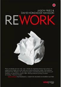 Rework - okładka