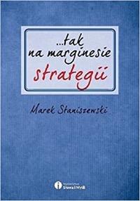 Tak namarginesie strategii - okładka