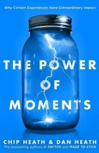 The Power Of Moments – okładka