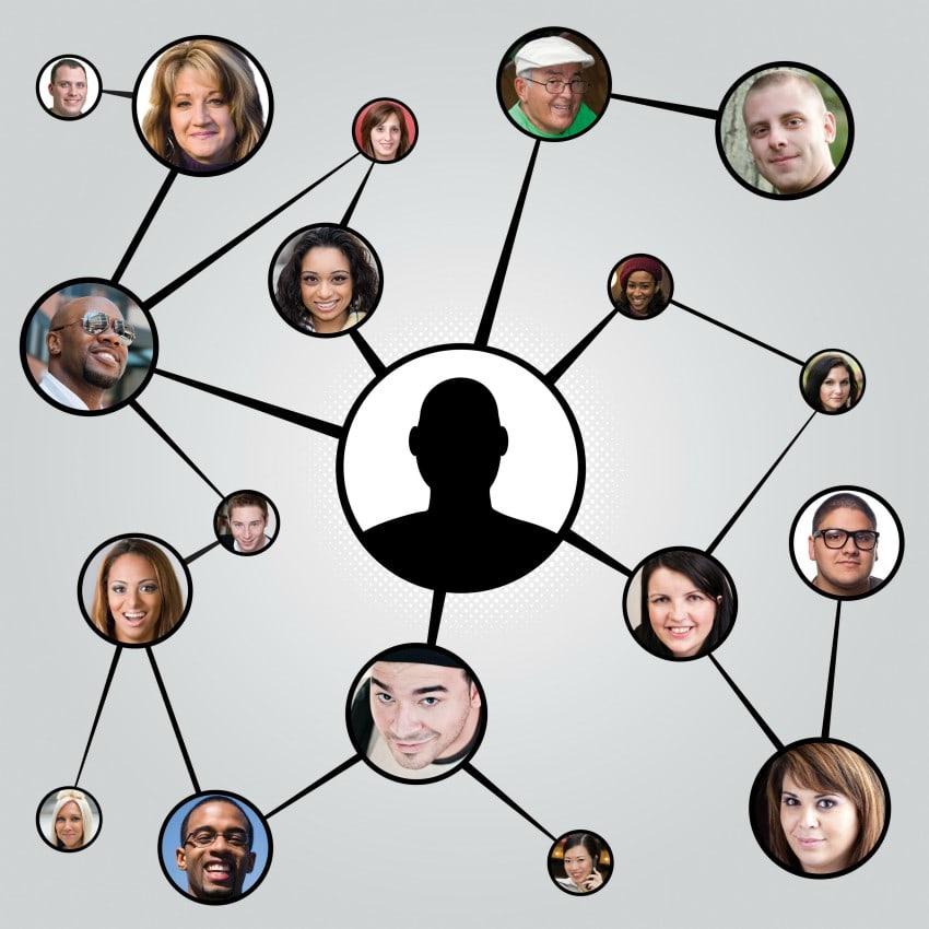 Budując społeczność weź poduwagę, żejej członkowie budują relacje nietylkoztobą, alerównieżtworząc mniejsze podgrupy