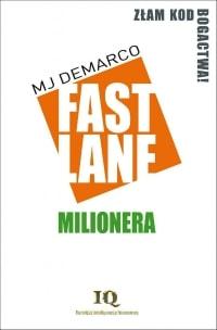 Fastlane milionera – okładka