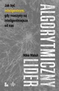 Algorytmiczny lider – okładka
