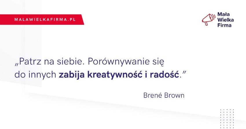 Cytat Brene Brown