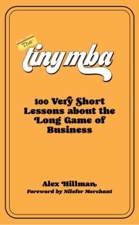 The Tiny MBA – okładka