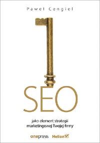 SEO jako element strategii marketingowej Twojejfirmy – okładka