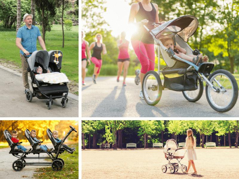Wybór wózka – jak pytać oopinie winternecie
