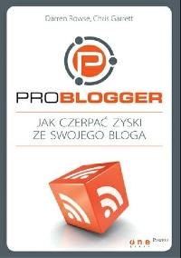 ProBlogger – okładka