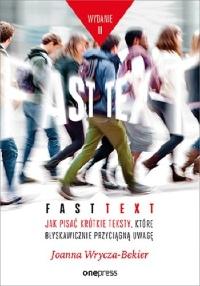 Fast text – okładka