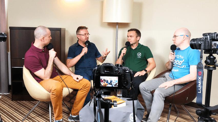 Bartek Popiel, Marek Jankowski, Michał Śliwiński iMichał Szafrański – grupa mastermind