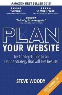 Plan Your Website – okładka