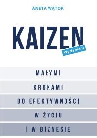 Kaizen – okładka
