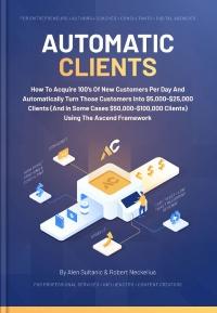 Automatic Clients – okładka